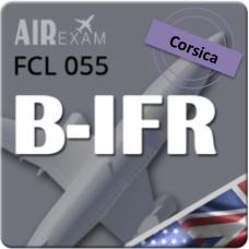 Examen FCL 055 B-IFR (Corse)
