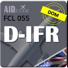 Examen FCL 055 D-IFR (DOM)