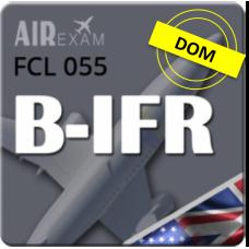 Examen FCL 055 B-IFR (DOM)