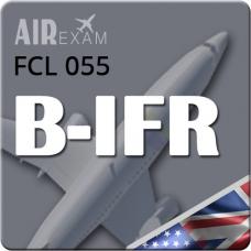 Examen FCL 055 B-IFR