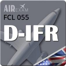 Examen FCL 055 D-IFR